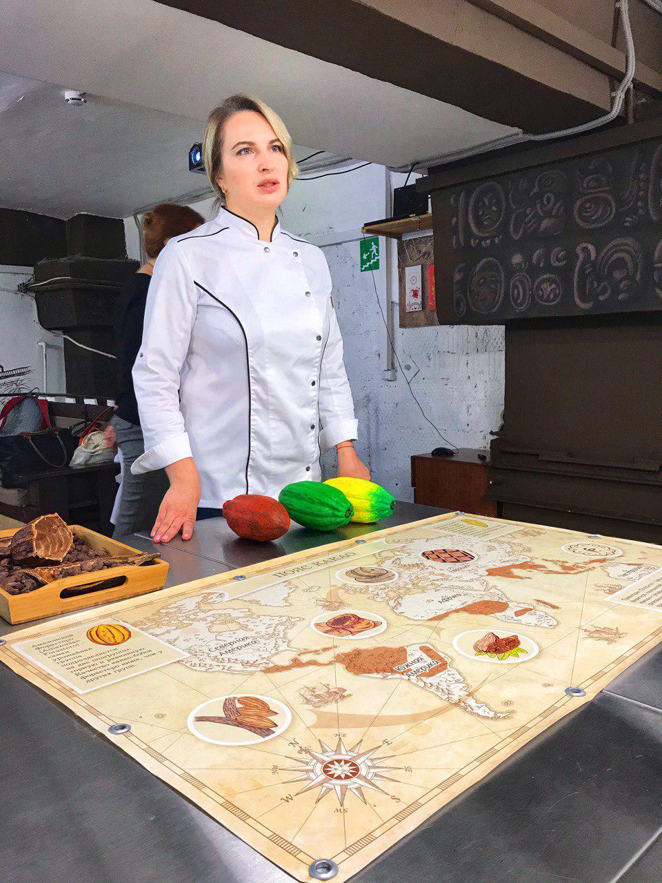 Шоколатье Fresh Cacao Ольга Фадина рассказывает о так называемом поясе какао