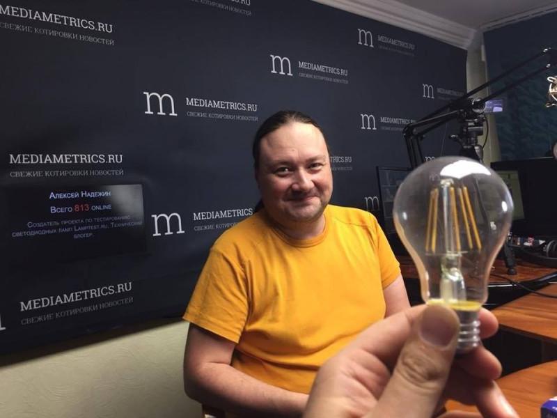 Алексей Надежин