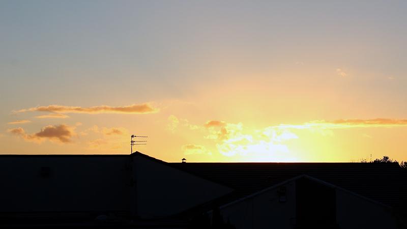 Golden-Sunset