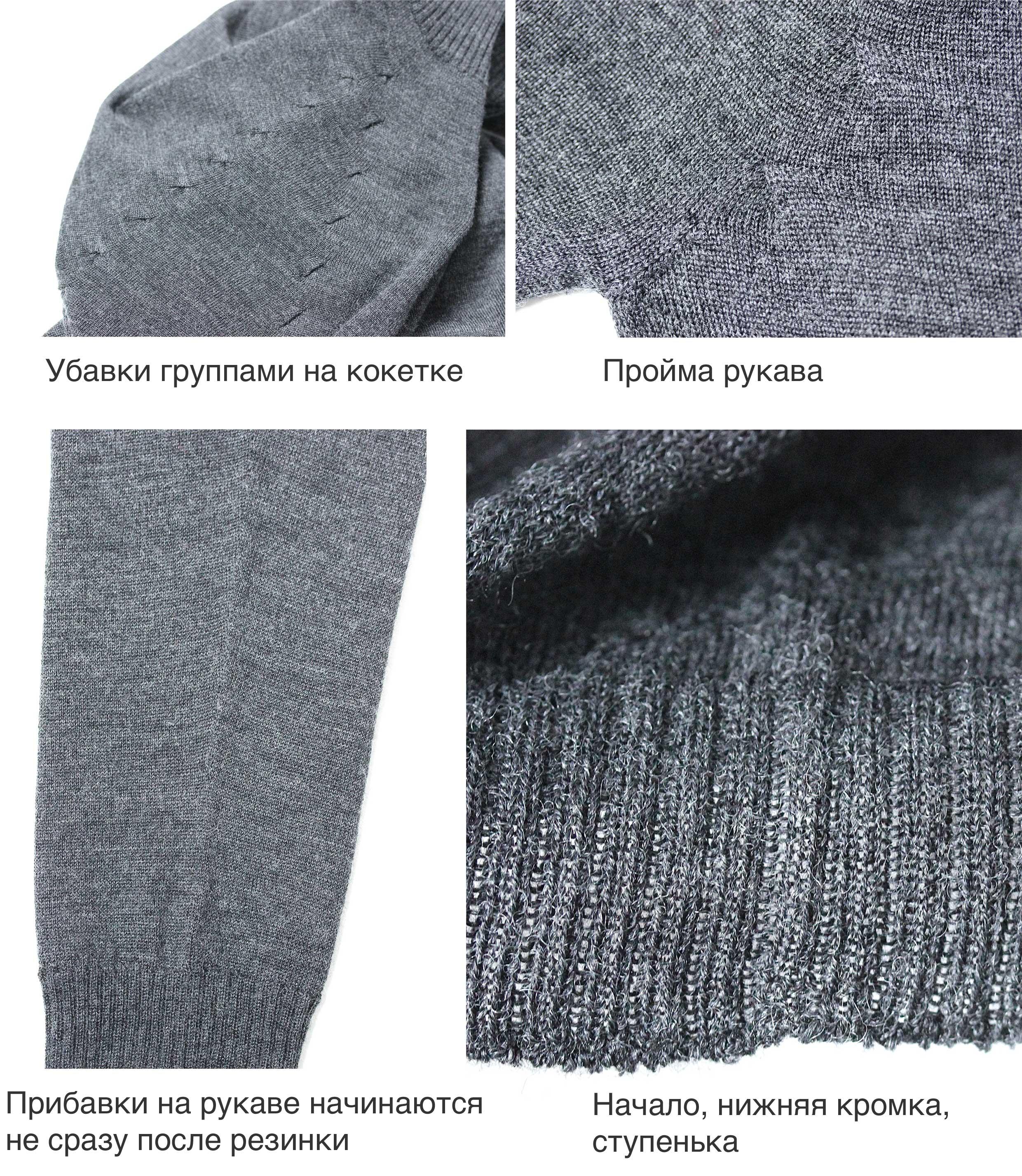 модель вязанных свитеров мужских