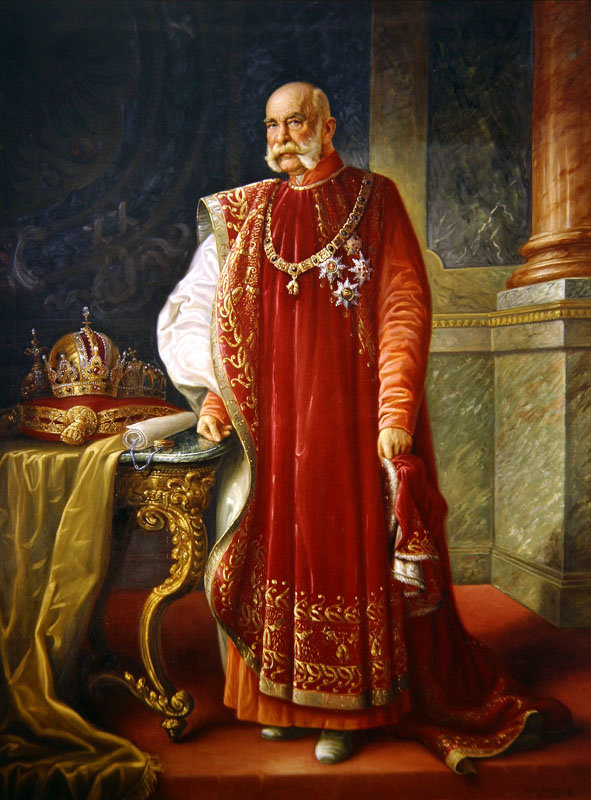 THE 101TH ANNIVERSARY OF THE DEATH OF THE IMPERATOR FRANTS JOSEPH I: WITH ITS DEATH WAS A WHOLE AGE.