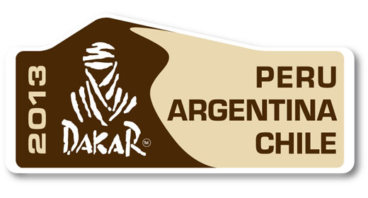 2013 dakar logo original