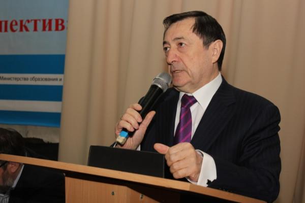 Барасби Сулейманович Карамурзов