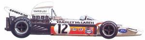 McLarenM19C