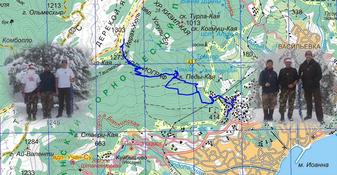 Карта-3