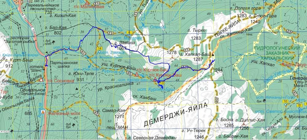 Карта-1892