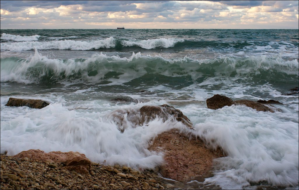 Море бывает разное