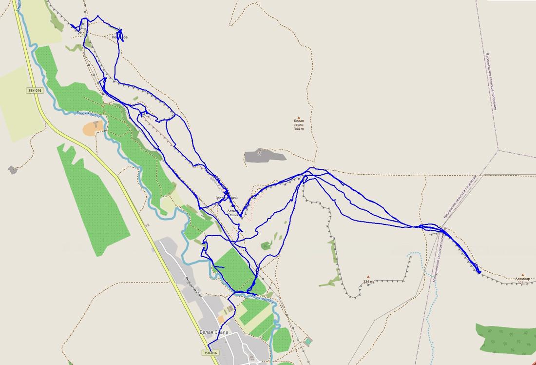 Карта-1100