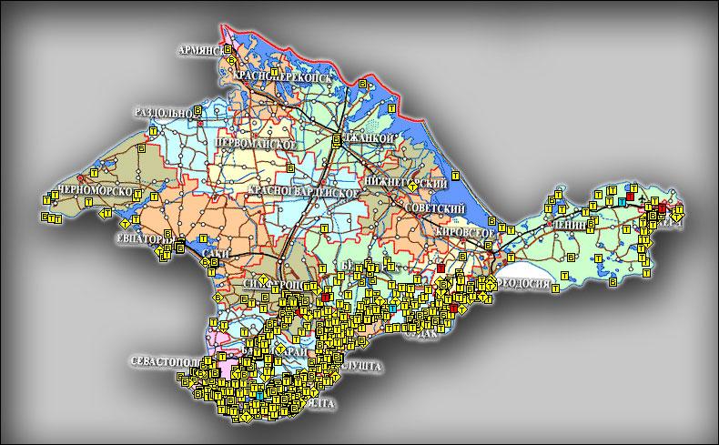 Карта-Геокешинг
