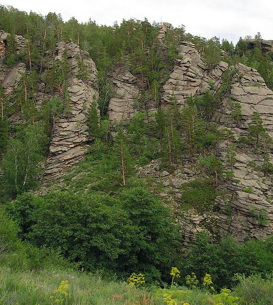 БАЯНАУЛ, КАЗАХСТАН 2006 ГОД.