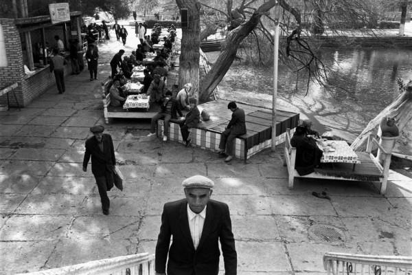 1 Аббас, Бухара, Ляби хаус, 1987