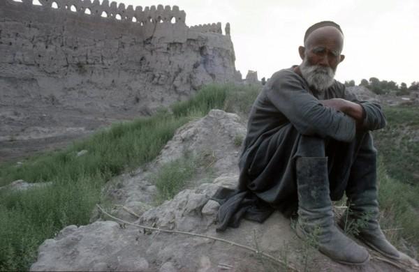 1 Барт Глинн. Самарканд, 1963. Пастух вне старых городских стен.