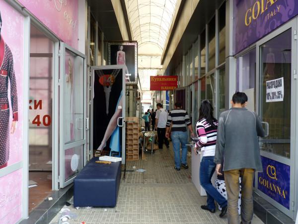 9. Снос корейского павильона на Алайском рынке, 2011 год
