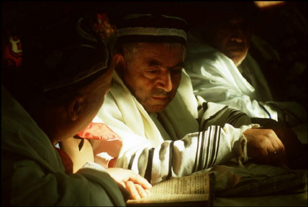 15 Пинхасов, Ташкент, синагога на Чкалова, 1988 47