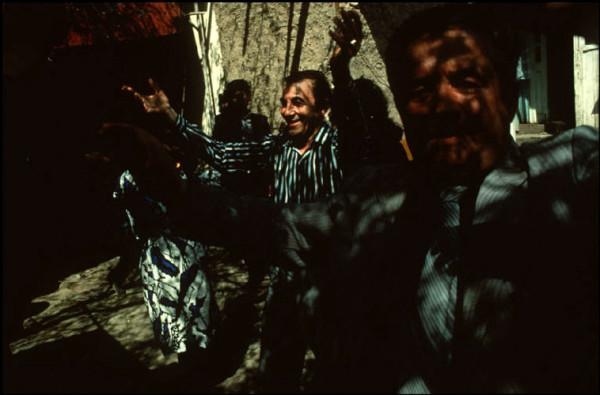 30 ПИнхасов. Ташкент. Праздник в честь приезда амеркианского дядюшки, 1988