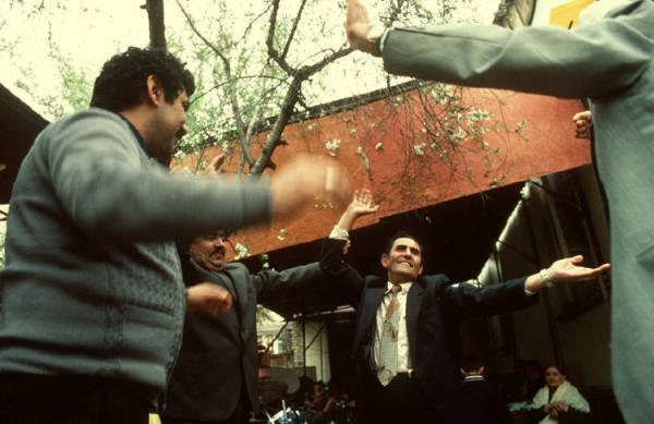 31 Пинхасов. Ташкент. Праздник в честь возвращения американского дяди, 1988