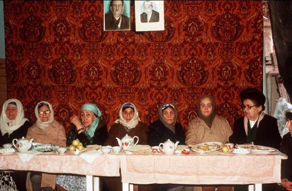 35 Пинхасов, СССР, Ташкент, поминки, еврейская община, 1988