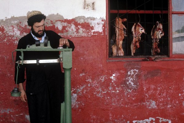 55 Пинхасов, убийство коровы перед свадьбой, Самарканд, 1988