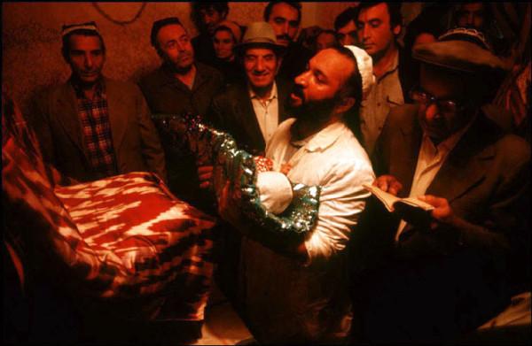 59 Пинхасов, Узбекистан, Самарканд, обрезание, 1988, бух. евреи