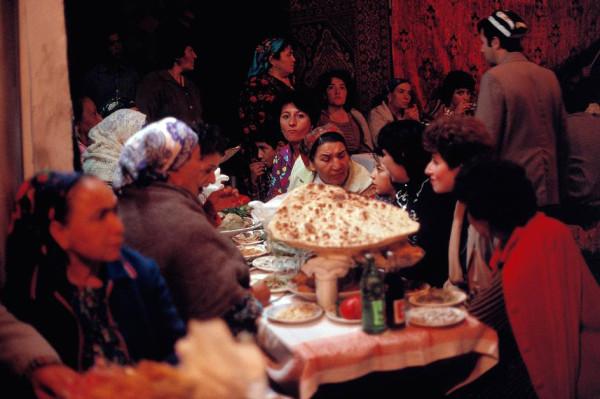 60 Пинхасов. Самарканд, 1988. Обрезание еврейское
