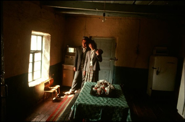 63 Пинхасов, Кермине, молодожены, еврейская община, 1988