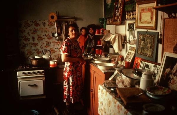 69 ПИнхасов. Бухара, 1988. Еврейская община