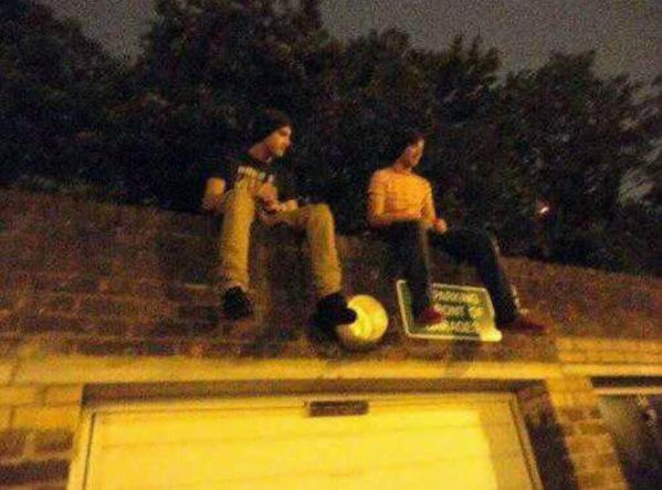 That time Zouis ran away on their own