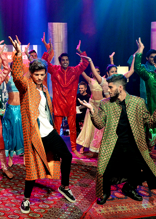 Zouis Bollywood Dancing