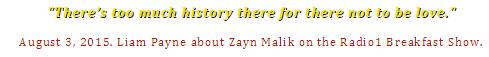 Ziam - Liam about Zayn2