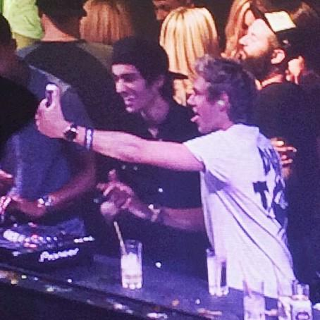Ziall in Vegas 2014