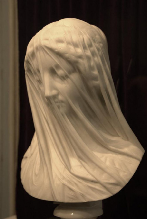 The Veiled Virgin