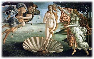 """""""Венера"""" Ботичелли"""