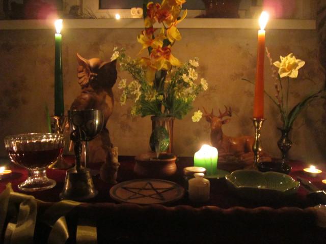 Ритуал на Остару