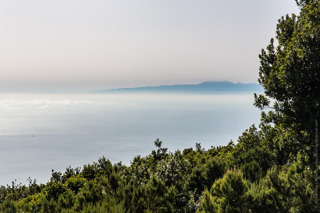 8-ой день должен был начаться со встречи рассвета на вершине острова Ла Пальма, но лень победила рассвет! Уже при уверенном свете дня поехали в национальный парк Натураль Кумбре Вьеха