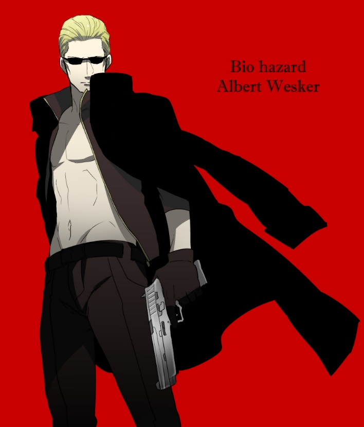 Sexy Wesker