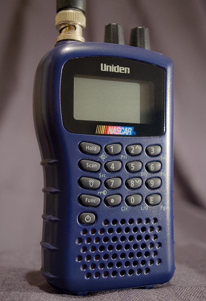 UnidenScanner