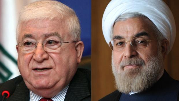 Президенты Ирана и Ирака
