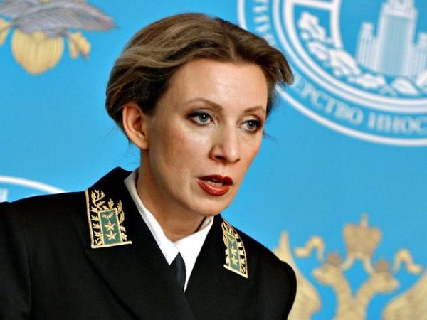 Захарова ответила на требования США убрать российские подлодки от их побережья