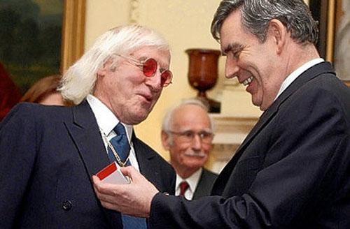 Jimmy-Savile-and-Gordon-Brown-1