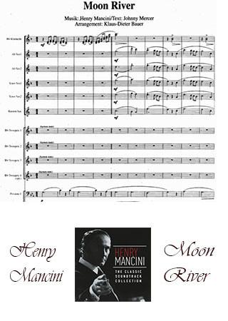 Песня «Moon River»