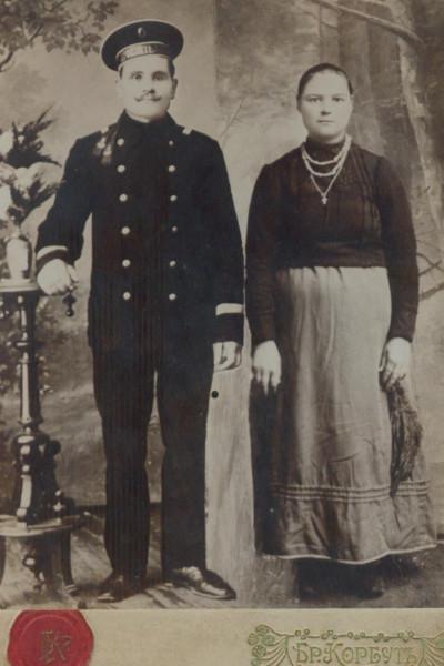 Матрос с Рюрика