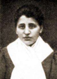 Дзержинская (Мушкат) Софья Сегизмундовна