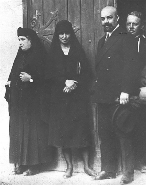 Врангель М.Д., вторая жена барона О.М., Кутепов А.П.