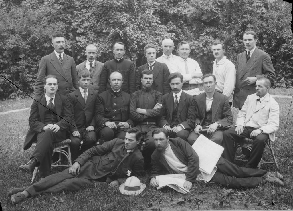 Нижегородские большевики 1918 г..