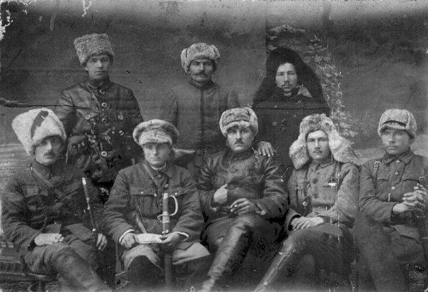 Красные партизаны Сибири 2
