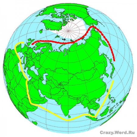 Северный морской путь 1