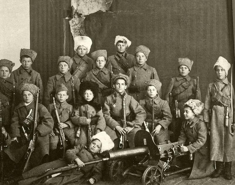 Кадеты сибирского кадетского корпуса