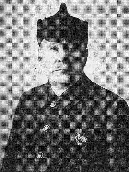 Генерал Самойло А.А.