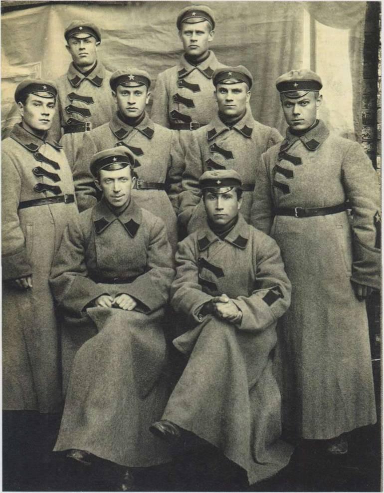 ГПУ  1922