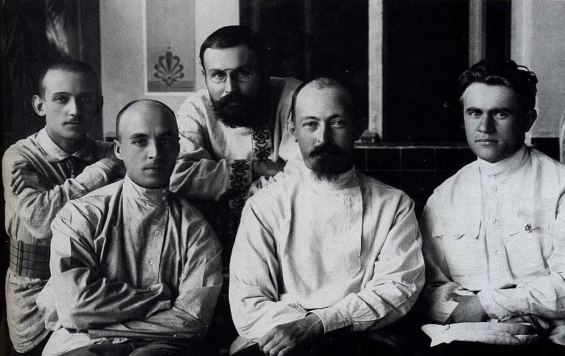 Дзержинский 1920
